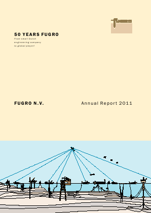 Fugro annual report 2011