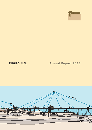 Fugro annual report 2012