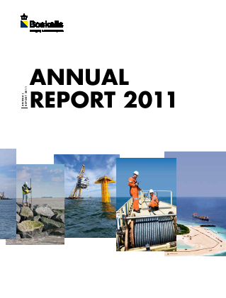 Boskalis Westminster annual report 2011