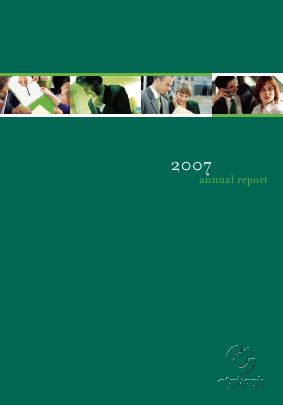 OTP Bank annual report 2007