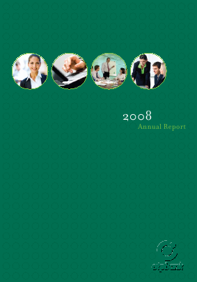 OTP Bank annual report 2008