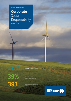 Allianz annual report 2010