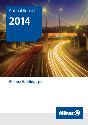 Allianz annual report 2014