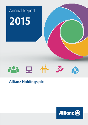 Allianz annual report 2015