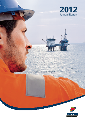OMV Petrom annual report 2012