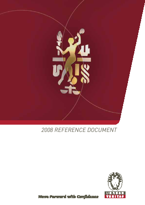 Bureau Veritas International annual report 2008