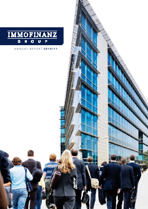 Immofinanz annual report 2011