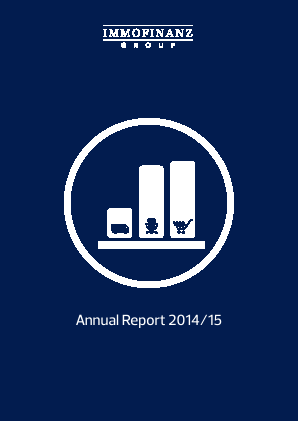 Immofinanz annual report 2015
