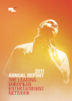 RTL Group annual report 2011
