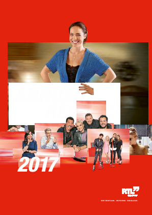RTL Group annual report 2017