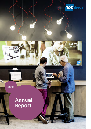 TDC annual report 2013