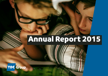 TDC annual report 2015