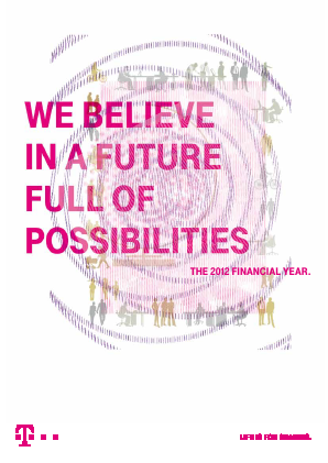 Deutsche Telekom annual report 2012