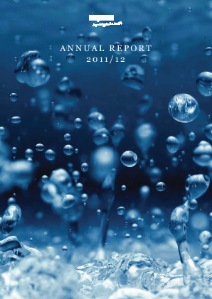 Chr Hansen annual report 2012