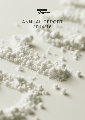 Chr Hansen annual report 2015