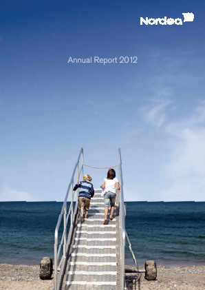 Nordea Bank annual report 2012