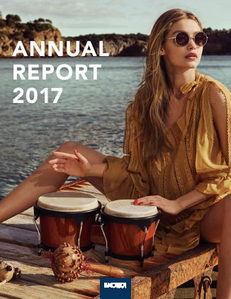 Luxottica annual report 2017