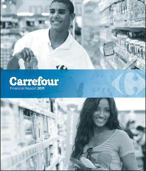 Carrefour annual report 2012