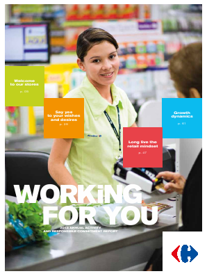 Carrefour annual report 2013
