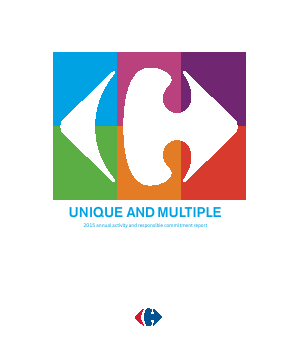 Carrefour annual report 2015