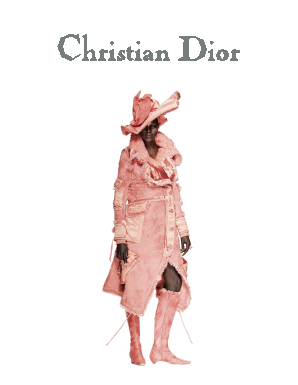 Christian Dior annual report 2004