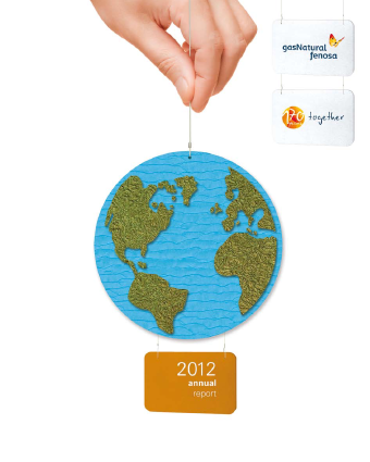 Gas Natural annual report 2012