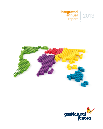 Gas Natural annual report 2013