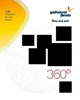 Gas Natural annual report 2016