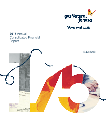 Gas Natural annual report 2017
