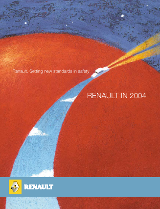Renault annual report 2004