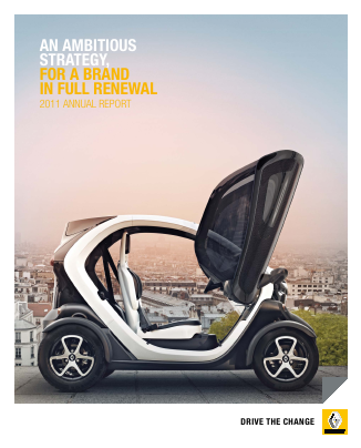 Renault annual report 2011