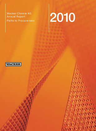 Wacker Chemie annual report 2011