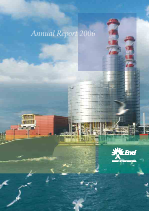Enel annual report 2006