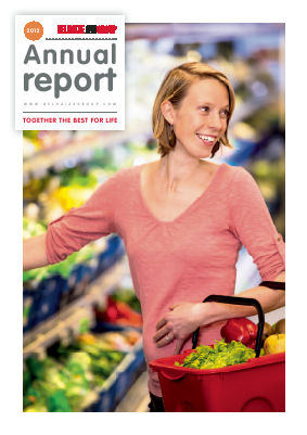 Delhaize Group annual report 2012
