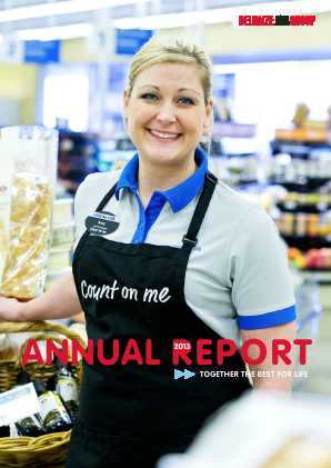 Delhaize Group annual report 2013