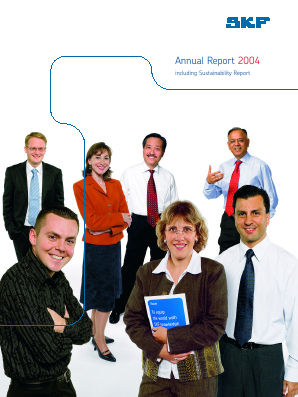 SKF annual report 2004