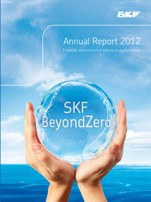 SKF annual report 2012