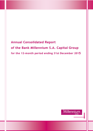 Banco Comercial Portugues annual report 2015