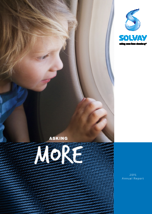 Solvay annual report 2015