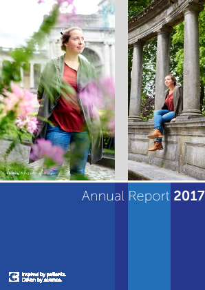 UCB annual report 2017