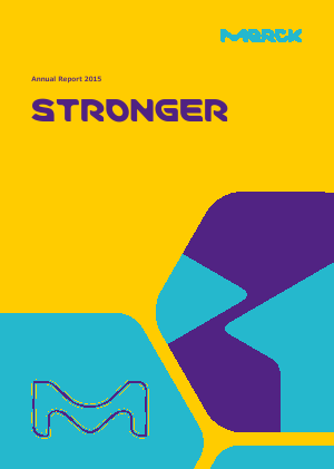 Merck Kgaa annual report 2015