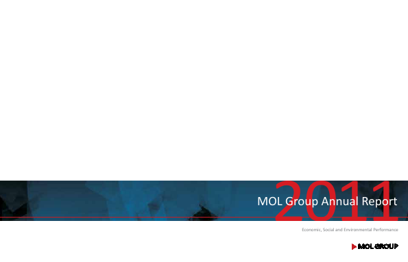 Mol Group annual report 2011