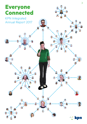 KPN annual report 2017