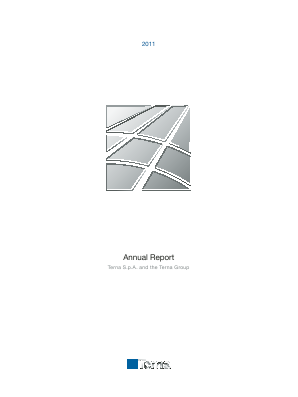 Terna annual report 2011