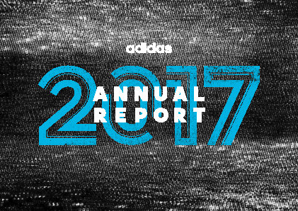 Adidas annual report 2017