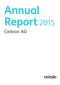 Celesio annual report 2015