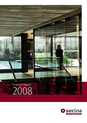 Gecina annual report 2008