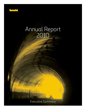 Ferrovial annual report 2011