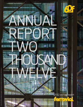 Ferrovial annual report 2012
