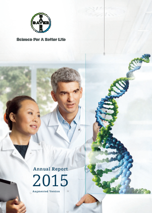 Bayer annual report 2015